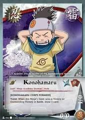 Konohamaru - Common B - N-034 - Common - 1st Edition
