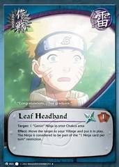 Leaf Headband - M-003 - Uncommon - 1st Edition