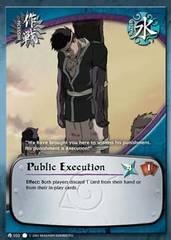 Public Execution - M-033 - Common - 1st Edition