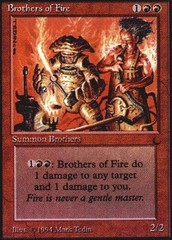 Brothers of Fire on Channel Fireball