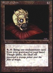 Skull of Orm on Channel Fireball