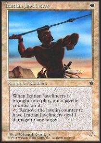 Icatian Javelineers (Beard)