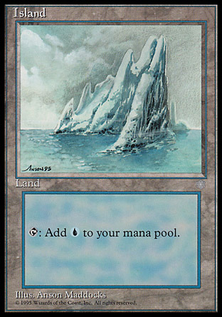 Island (Iceburg)