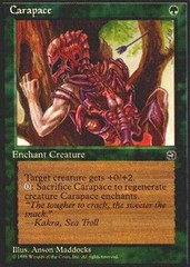 Carapace (1) on Channel Fireball
