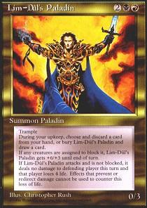 Lim-Duls Paladin