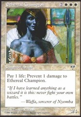 Ethereal Champion on Channel Fireball