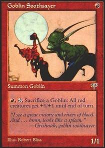 Goblin Soothsayer