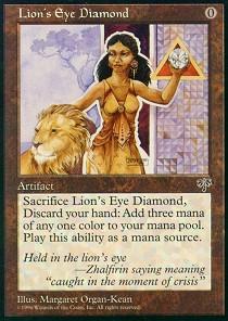 Lions Eye Diamond