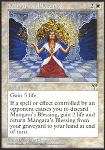 Mangaras Blessing