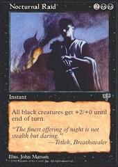 Nocturnal Raid