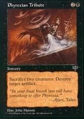Phyrexian Tribute (RL)