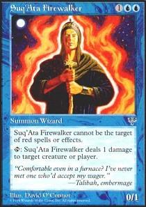 SuqAta Firewalker