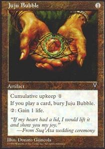 Juju Bubble