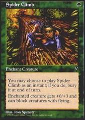 Spider Climb
