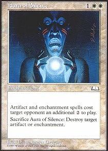 Aura of Silence