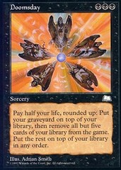 Doomsday on Channel Fireball