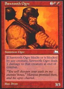 Sawtooth Ogre