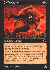 Coffin Queen