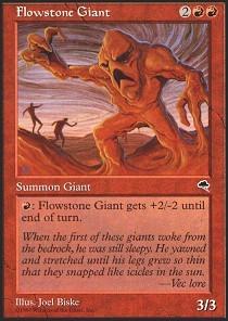 Flowstone Giant