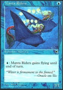 Manta Riders