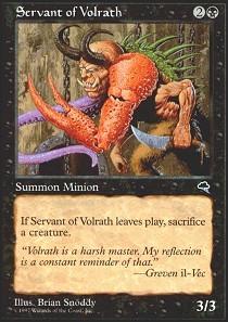 Servant of Volrath