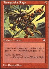 Tahngarth's Rage