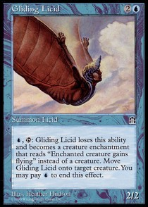 Gliding Licid