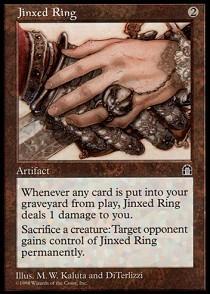 Jinxed Ring