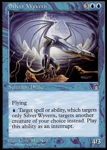 Silver Wyvern