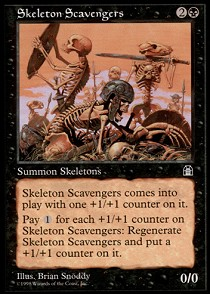 Skeleton Scavengers