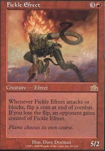 Fickle Efreet