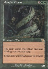 Mungha Wurm