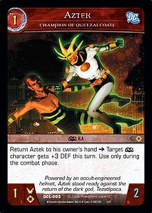 Aztek, Champion of Quetzalcoatl