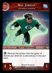 Hal Jordan, Founding Member