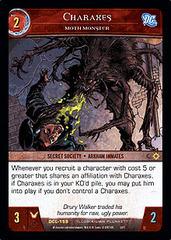Charaxes, Moth Monster