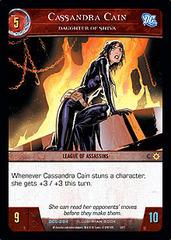 Cassandra Cain, Daughter of Shiva