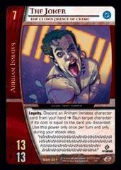 The Joker, The Clown Prince of Crime