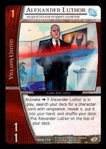 Alexander Luthor, Duplicitous Doppelganger
