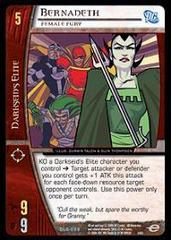 Bernadeth, Female Fury