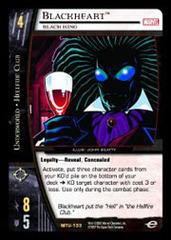 Blackheart, Black King