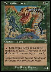 Serpentine Kavu