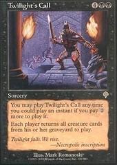 Twilights Call