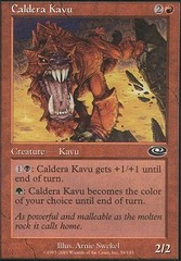 Caldera Kavu on Channel Fireball