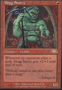 Mogg Sentry