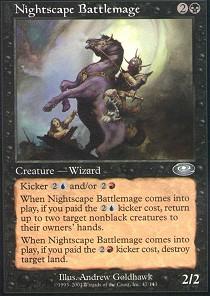 Nightscape Battlemage