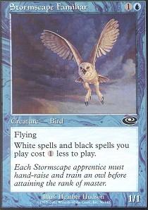 Stormscape Familiar