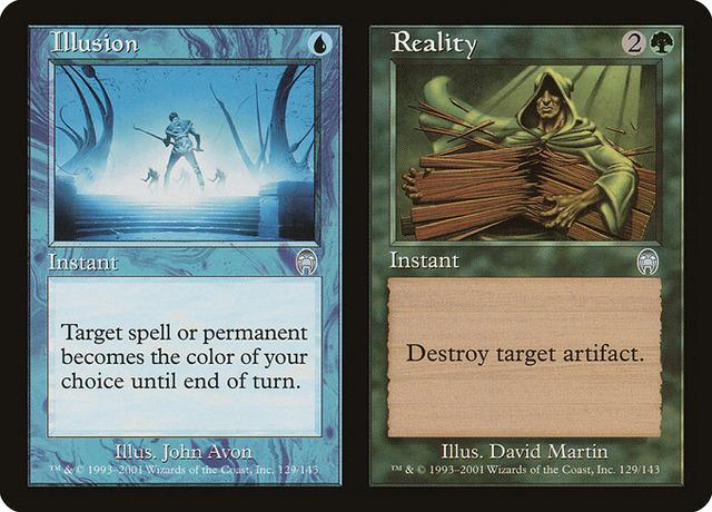 Illusion // Reality