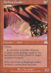 Airdrop Condor on Channel Fireball