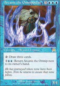Arcanis the Omnipotent
