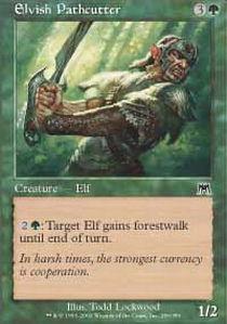 Elvish Pathcutter